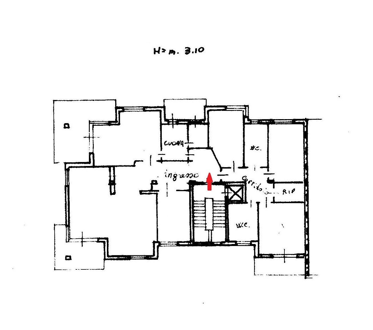 Appartamento In Vendita A Foggia VIA MICHELE ANTONINO FINI, 14 – Multivani + 2 Wc E Box