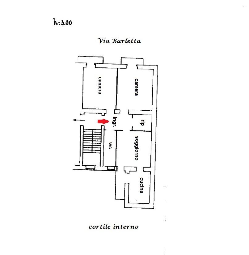 Appartamento in vendita a foggia via barletta 15 3 vani for Obi cronotermostato